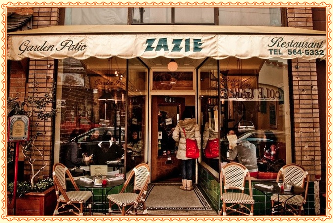 Pic taken from Zazie's Website